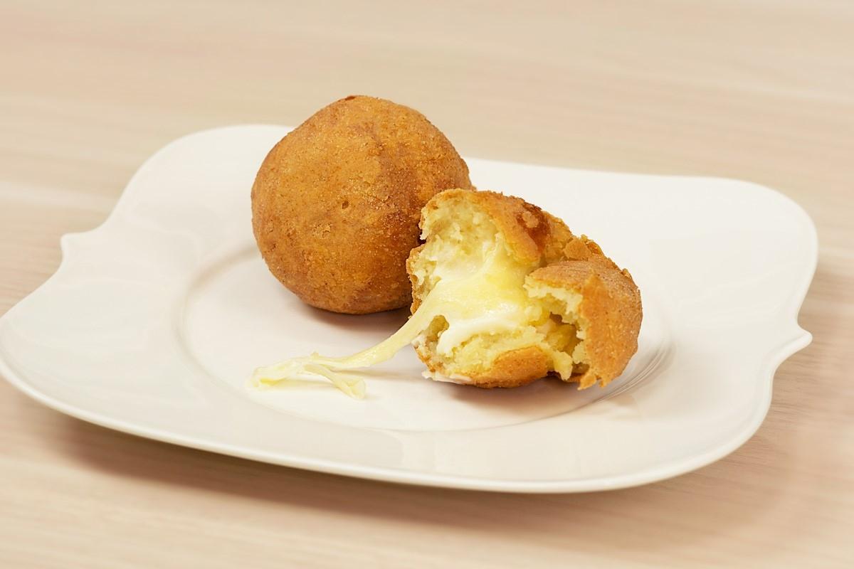 Salgadinho de batata (sem glúten)