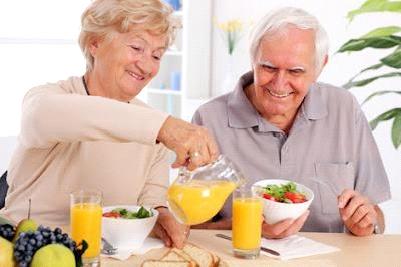 1º de Outubro – Dia Internacional da Terceira Idade – Bons hábitos alimentares na terceira idade