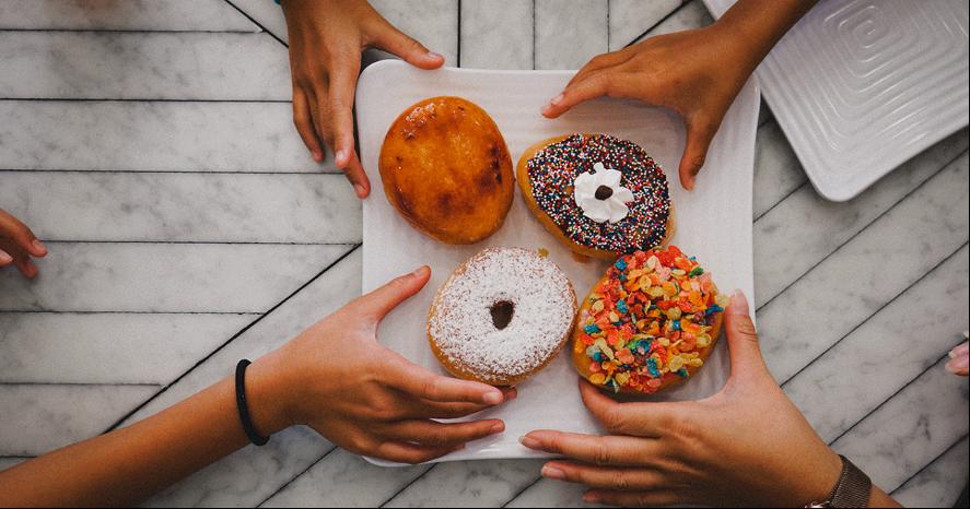 5 sinais que você come açúcar em excesso