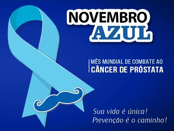 Novembro azul: Alimentação saudável auxilia na prevenção ao câncer de próstata