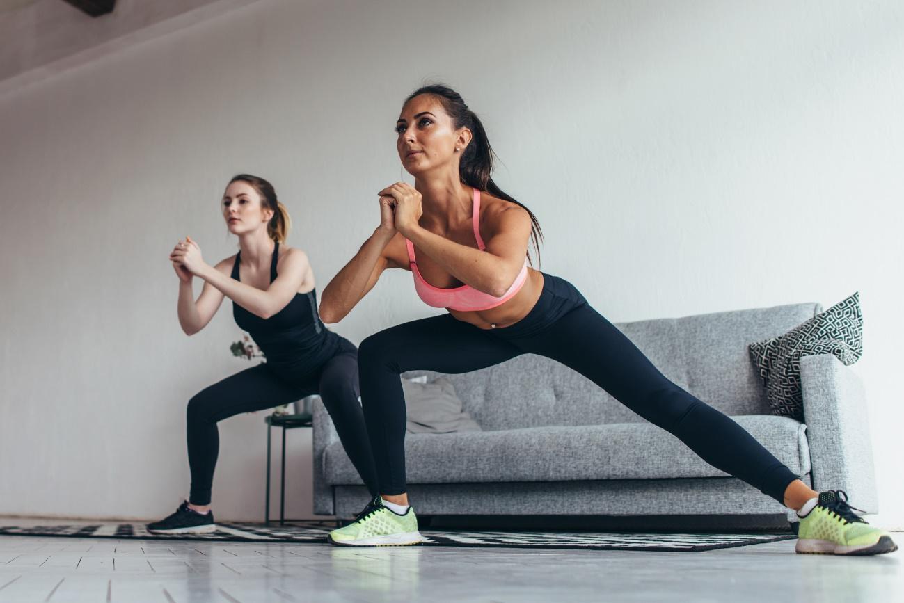 Exercícios físicos e a quarentena: Como se manter ativo?