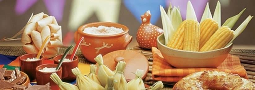 Cuidados com a alimentação nas Festas Juninas