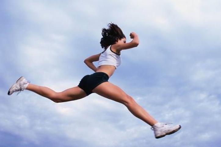 Atividade física é saúde
