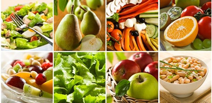 A alimentação saudável minimiza o envelhecimento